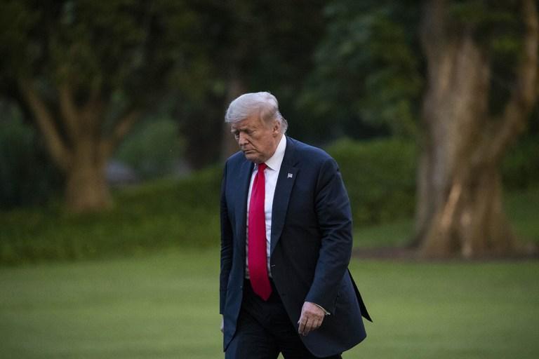 O que acontece se Donald Trump se recusar a deixar a Casa Branca?