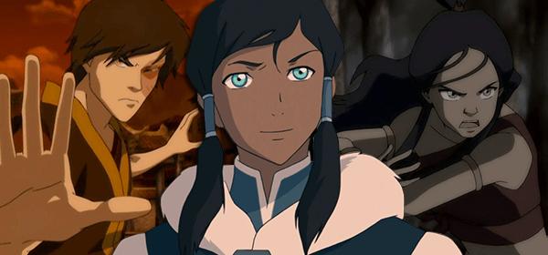 Todos os personagens da equipe Avatar, do mais forte ao mais fraco
