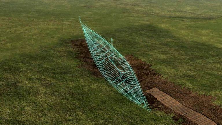 Incrível cemitério viking, enterrado há mais de 1.000 anos, é encontrado na Noruega