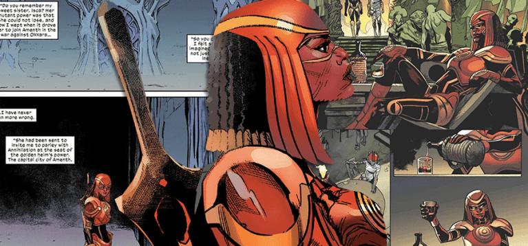 Essa nova mutante tem o melhor super-poder da Marvel