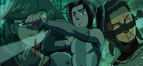Onyx Equinox pode ser uma versão violenta de Avatar: A Lenda de Aang