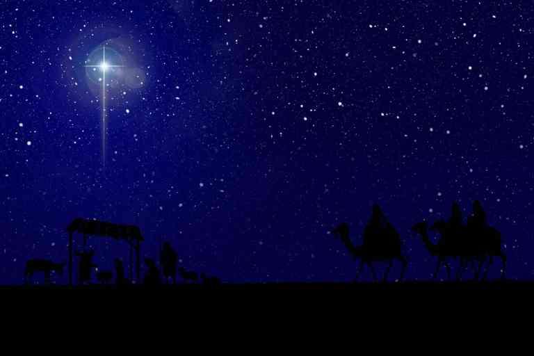 """A """"Estrela de Belém"""" estará visível no céu hoje após 800 anos"""
