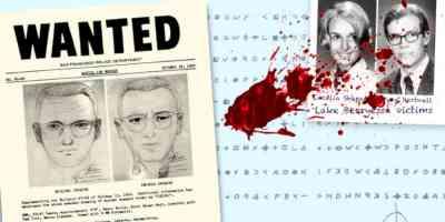 Enigma do assassino do Zodíaco é desvendado depois de 51 anos