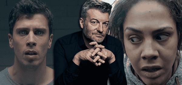 Criador de Black Mirror está desenvolvendo um filme sobre 2020