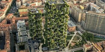 capa do post Conheça o Bosco Verticale, um irreverente complexo residencial em Milão