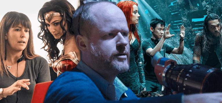 Diretores do DCEU não apoiaram a Liga da Justiça de Joss Whedon