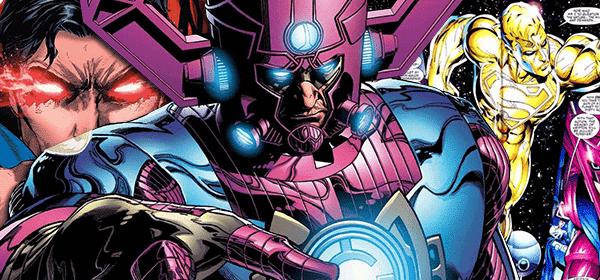 Como o Superman se tornou arauto do Galactus