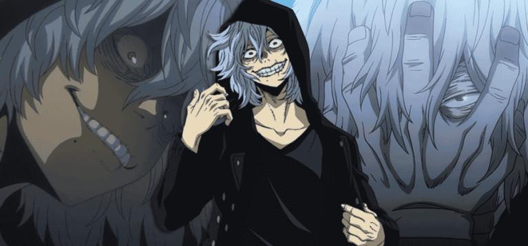 Tomura Shigaraki realmente é um vilão em My Hero Academia?