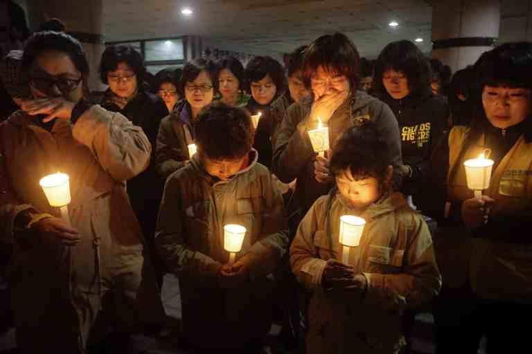 Em 2020, mais sul-coreanos morreram do que nasceram