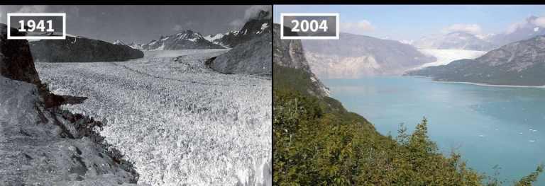 7 imagens incrivelmente drásticas que mostram a realidade da mudança climática