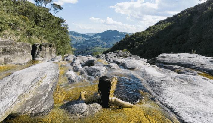 Conheça a 'Janela do Céu' que fica em Minas Gerais