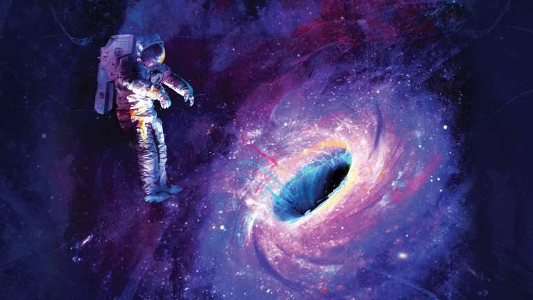 Astrofísica diz que é provável que nós possamos viajar por buracos de minhoca