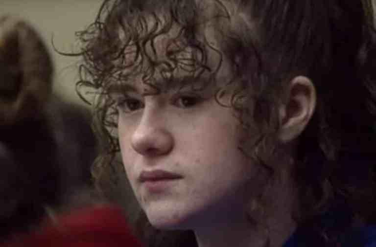 Pike, a americana mais jovem a ser condenada à morte