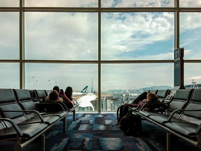 Homem mora por três meses em aeroporto dos EUA