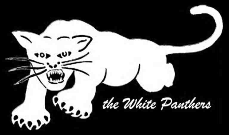 Conheça o Partido dos Panteras Brancas, um grupo de ativistas brancos que lutou ao lado dos negros