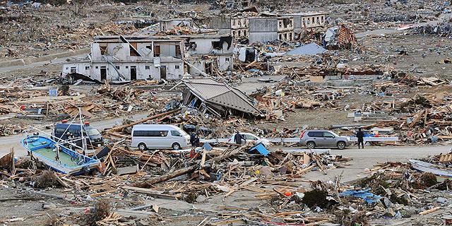 480.000 pessoas foram mortas por eventos climáticos extremos