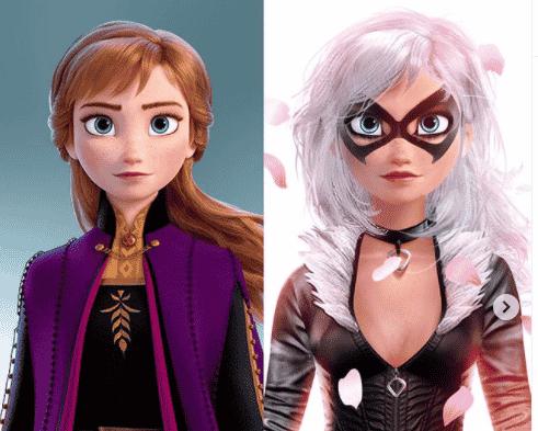 7 personagens da Disney como super heróis