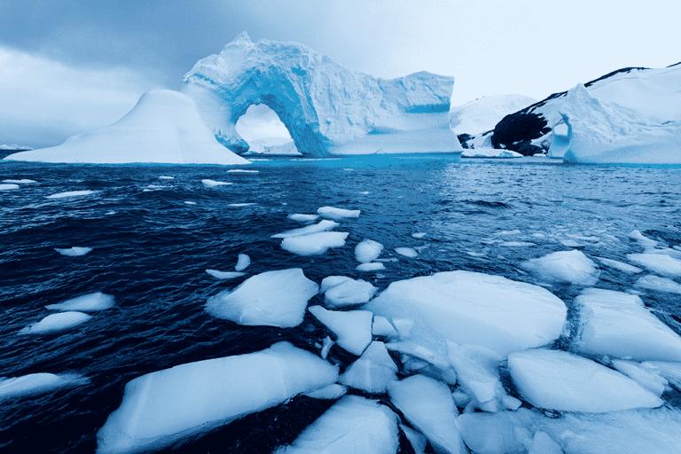 Nenhum modelo climático previu a forma como a Antártica está derretendo