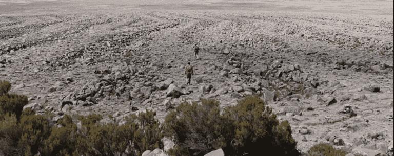 Pedra gigantesca 'listra de tigre' na Etiópia mostra um mistério antigo