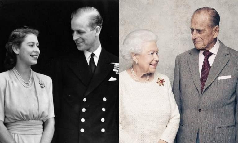 Veja como eram 7 membros da Família Real Britânica na infância