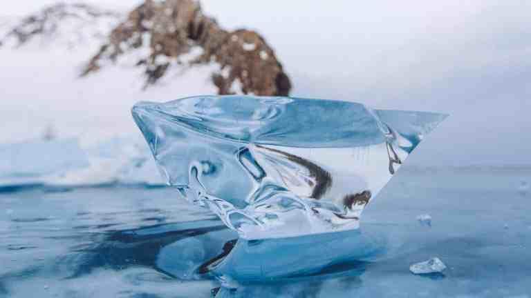 Cientistas criam em laboratório uma nova estrutura de gelo