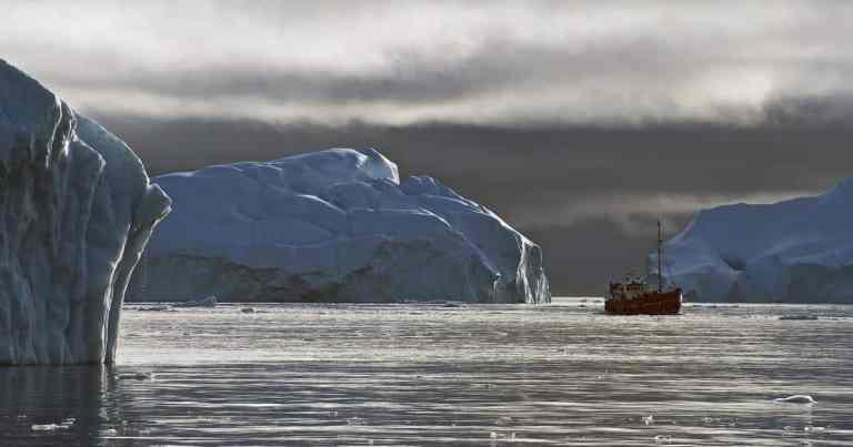 Sistema que influencia a circulação do Oceano Atlântico está em desaceleração