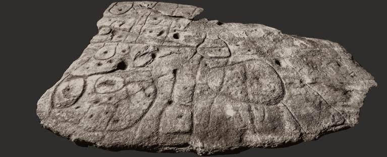 Essa laje de pedra esquecida pode ser, na verdade, o mapa mais antigo conhecido na Europa