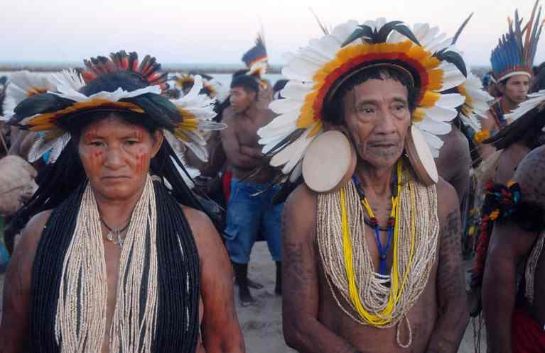 Cientistas encontram uma forte ligação entre os povos indígenas do Brasil e da Australásia