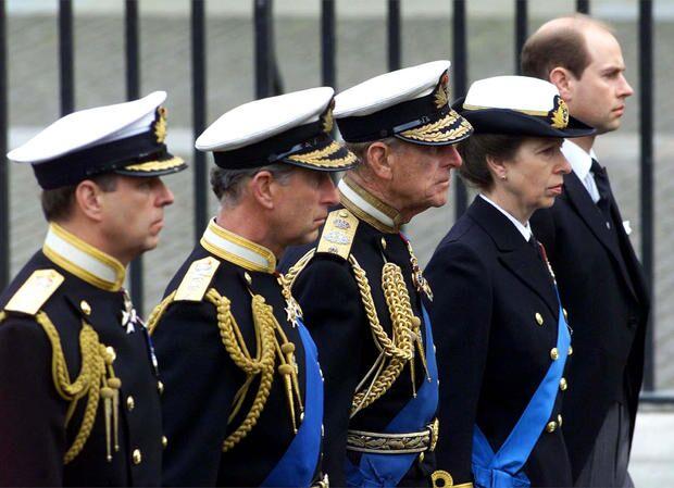 Quem será o próximo duque de Edimburgo?