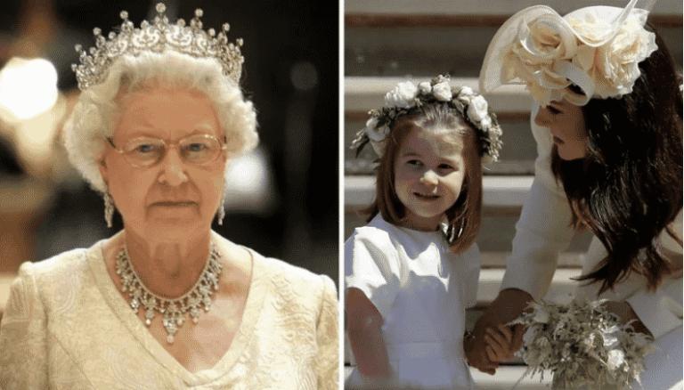 Por que os filhos da Princesa Charlotte nunca serão príncipes e princesas?