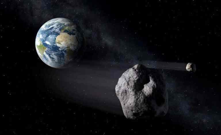 Com a tecnologia atual nós não teríamos chance contra esse asteroide