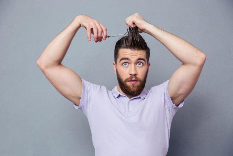 7 dicas para você cortar o seu próprio cabelo