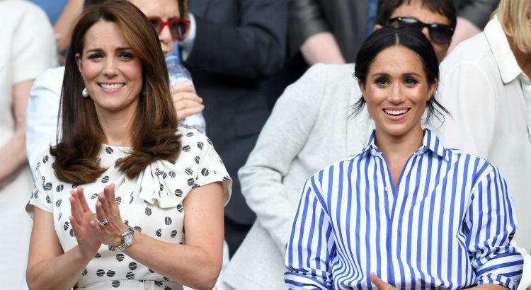 7 regras da realeza que Kate obedece, mas Meghan não lidava bem