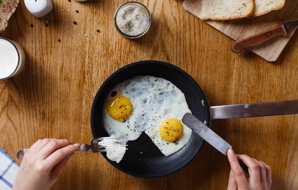 Ovos ajudam a manter a fome sob controle?