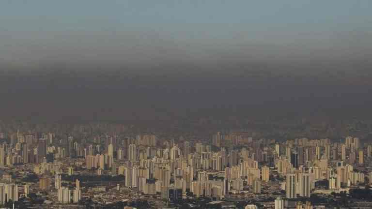 A queda surpreendente de ozônio por conta do lockdown não durará muito