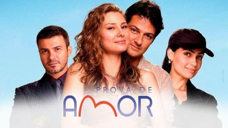 """Antes e depois do elenco da novela """"Prova de Amor"""""""
