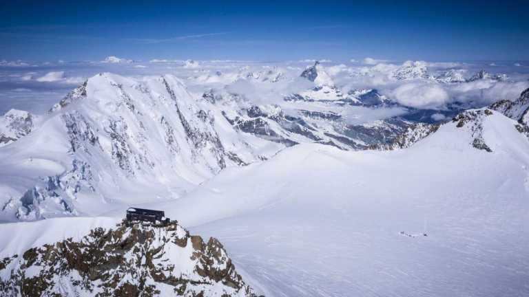 Gelo mais antigo dos Alpes preservou 10 mil anos de memória climática