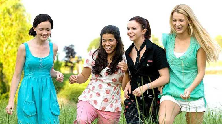 """Como estão as atrizes de """"Quatro amigas e um jeans viajante"""""""