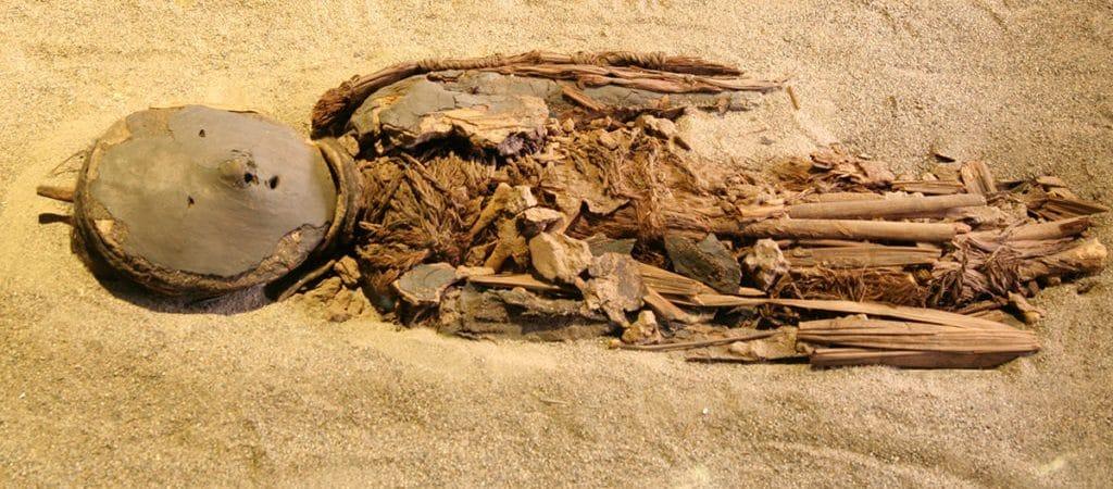 Essa civilização mumificava os mortos 2 mil anos antes do Egito