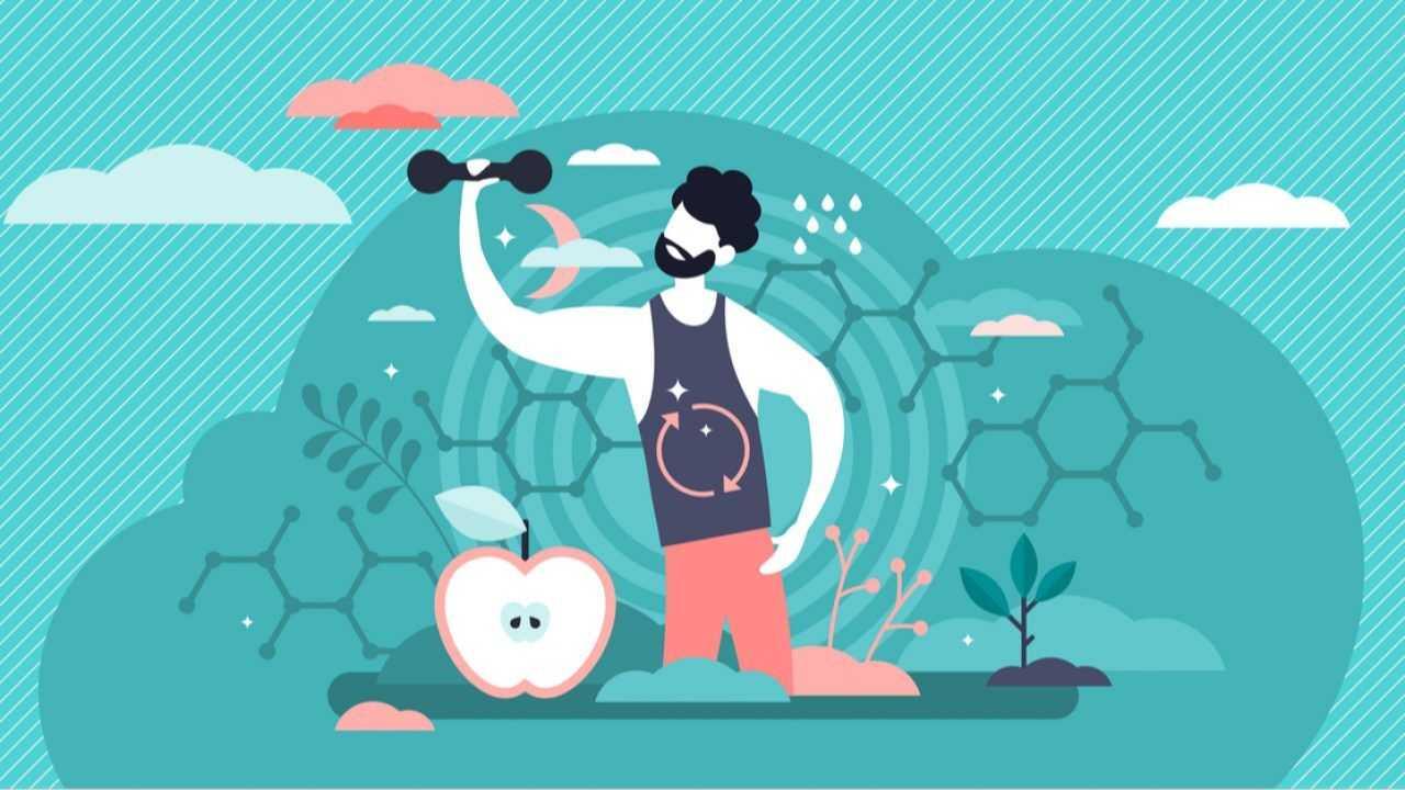 Nosso metabolismo muda com a idade, mas não quando você pensa