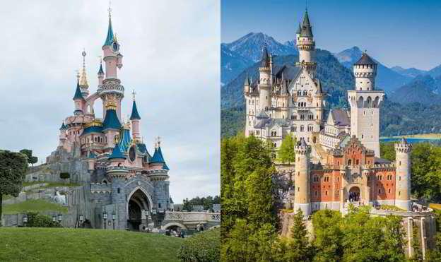 Conheça a história por trás do castelo da Disney
