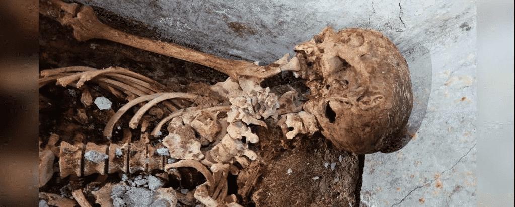 Múmia extremamente bem preservada é descoberta na antiga Pompeia