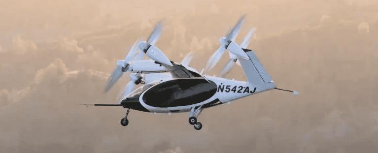 NASA está testando protótipo de táxi aéreo