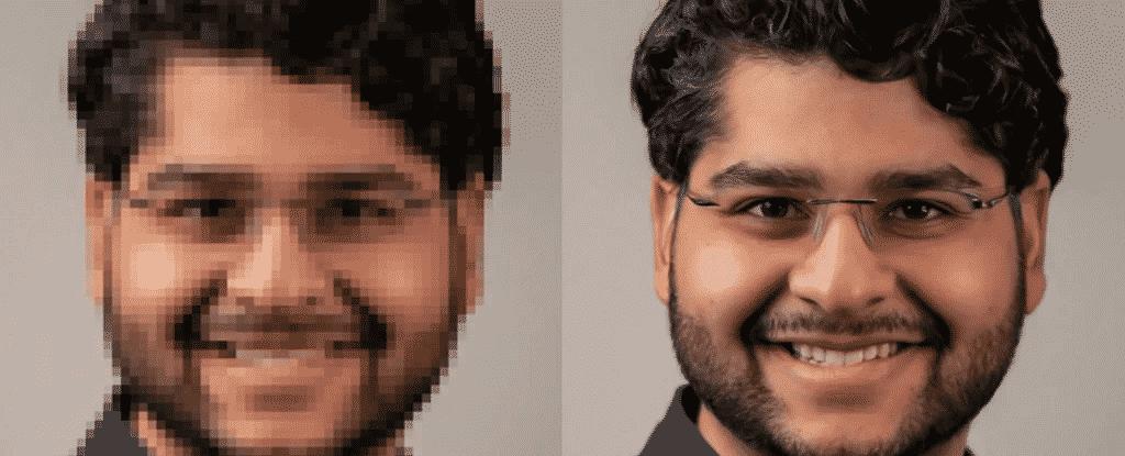"""Inteligênica Artificial do Google faz o """"zoom e aprimoramento"""" da imagem ser real"""
