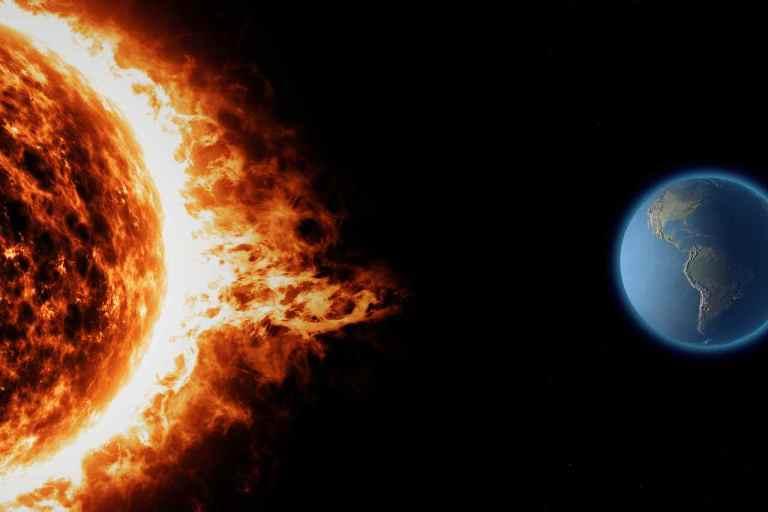 Cientistas descobriram quando e como será o fim do sol