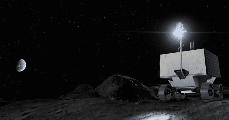 NASA anunciou novo lugar sinistro de pouso para sua próxima missão na lua