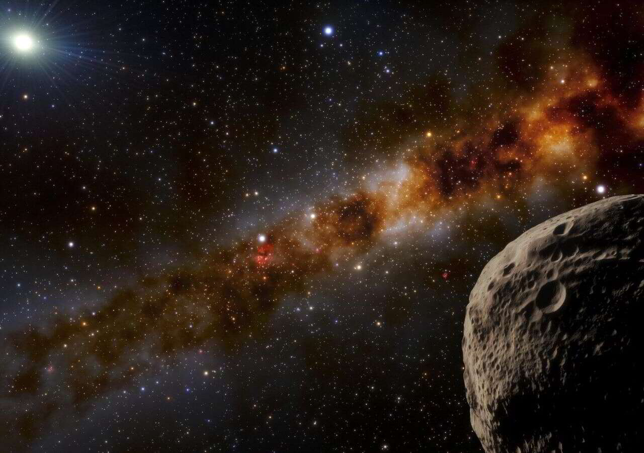 Mais de 450 objetos desconhecidos foram descobertos no sistema solar