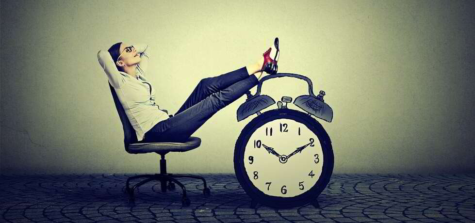 """Realmente existe muito """"tempo livre"""", de acordo com a ciência"""