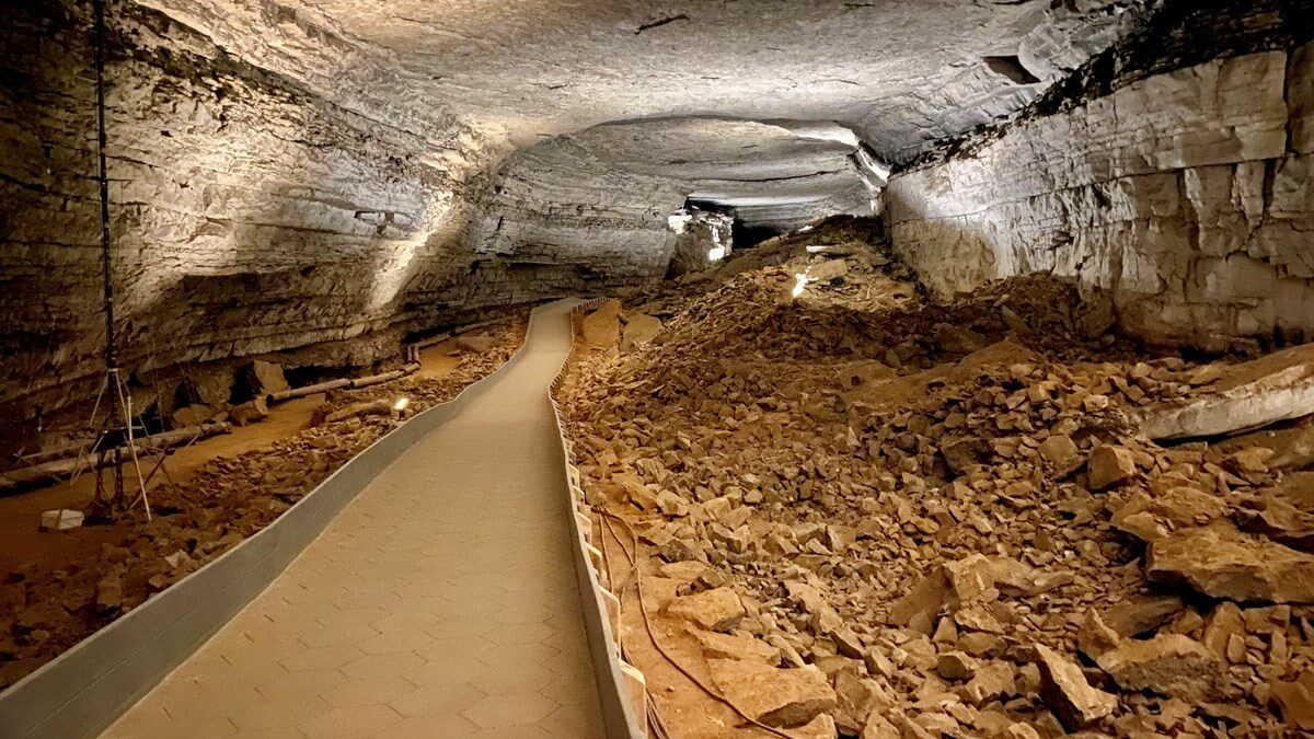 Maior sistema de cavernas do mundo ficou ainda maior