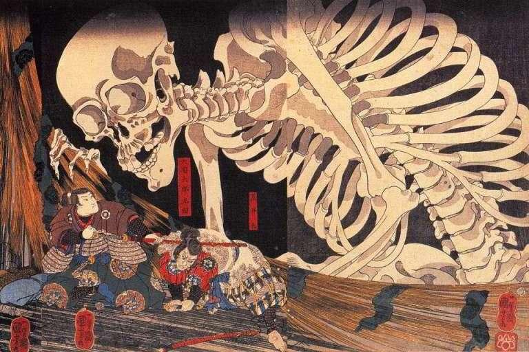 Esqueletos misteriosos mudam a história dos ancestrais japoneses